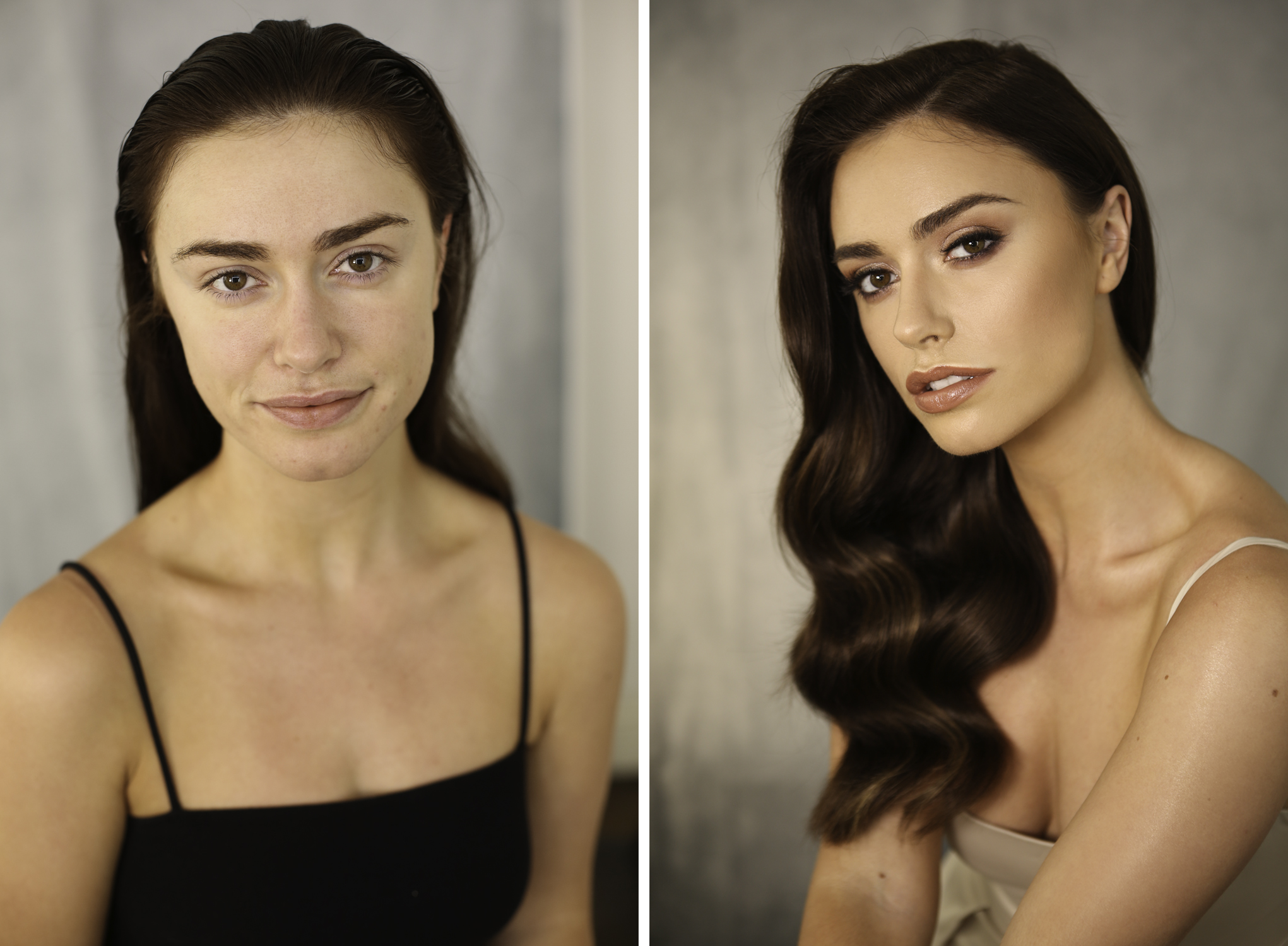 Before After Gallery Best Bridal Makeup London Surrey Ibiza