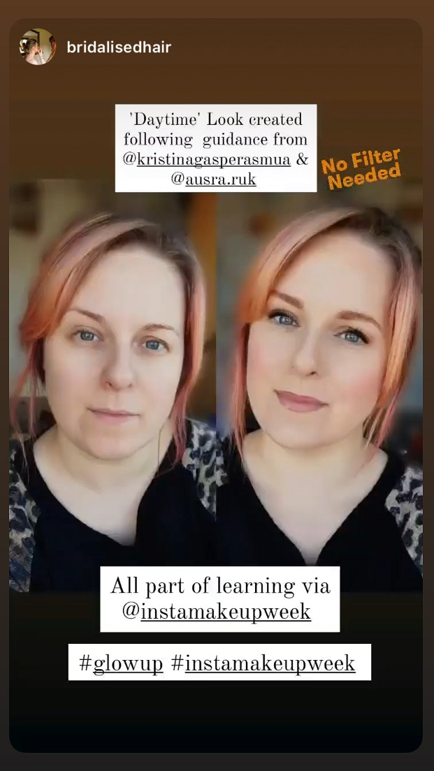 online makeup hairstyling club