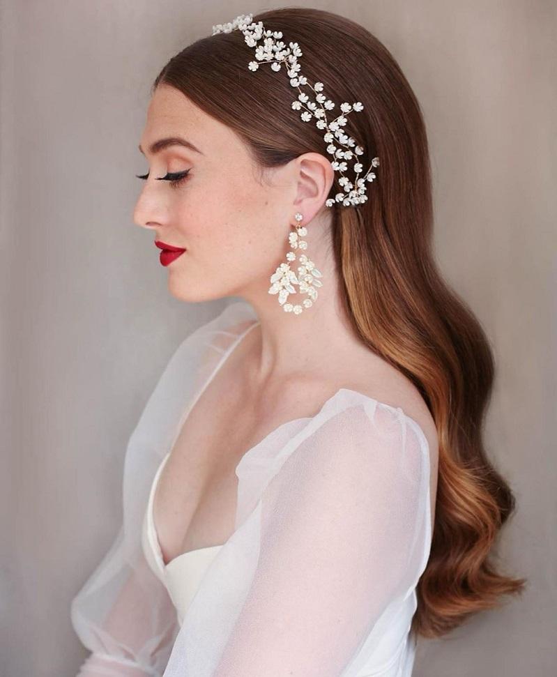 bridal makeup & bridal hairstyling
